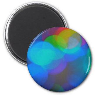 Change Brain 6 Cm Round Magnet