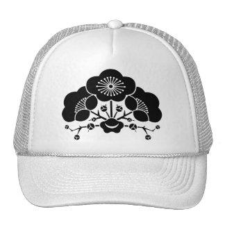 Change flower plum cap
