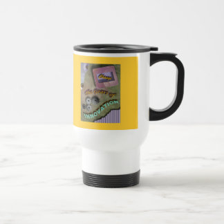 Change Gears mug - customized