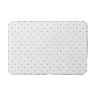 Change Grey Polka Dots Any Color Click Customize Bath Mat