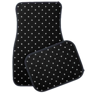 Change Grey Polka Dots Any Color Click Customize Floor Mat