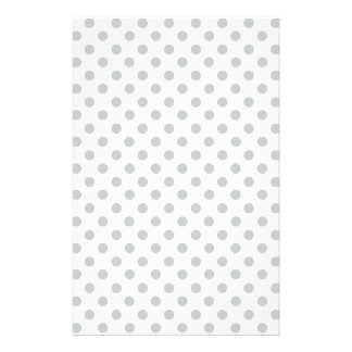 Change Grey Polka Dots Any Color Click Customize 14 Cm X 21.5 Cm Flyer