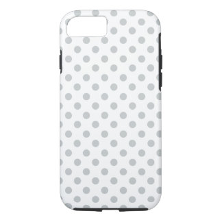 Change Grey Polka Dots Any Color Click Customize iPhone 7 Case