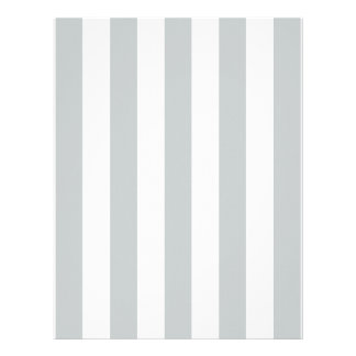 Change Grey Stripes to  Any Color Click Customize 21.5 Cm X 28 Cm Flyer