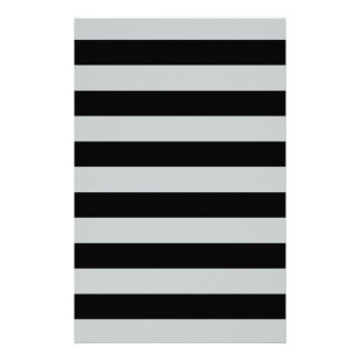 Change Grey Stripes to  Any Color Click Customize 14 Cm X 21.5 Cm Flyer