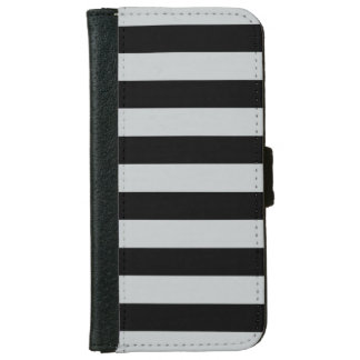 Change Grey Stripes to  Any Color Click Customize iPhone 6 Wallet Case