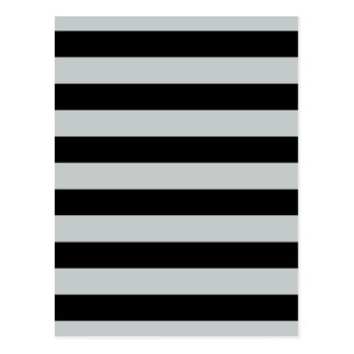 Change Grey Stripes to  Any Color Click Customize Postcard
