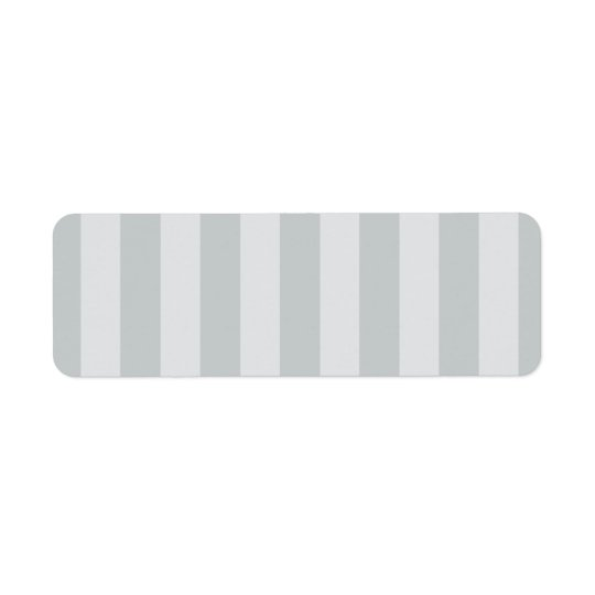Change Grey Stripes to  Any Colour Click Customise Return Address Label