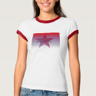 Change Has Come woman's tee shirt