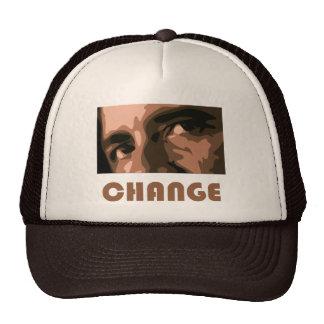 Change Mesh Hats