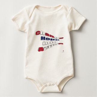 Change Hope into Action Baby Bodysuit