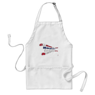 Change Hope into Action Standard Apron