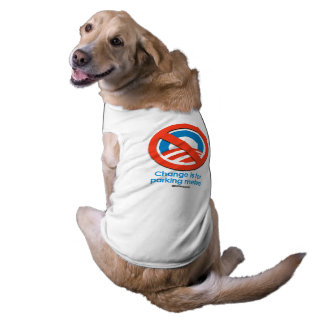 Change is for Parking Meters Sleeveless Dog Shirt