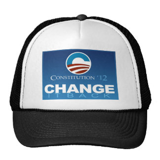 Change It Back! Cap