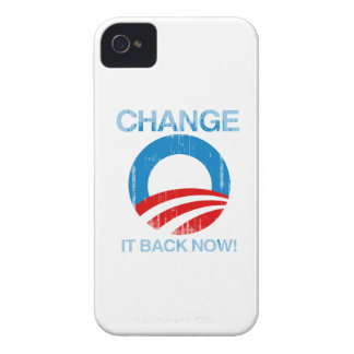 CHANGE IT BACK NOW Faded.png iPhone 4 Covers