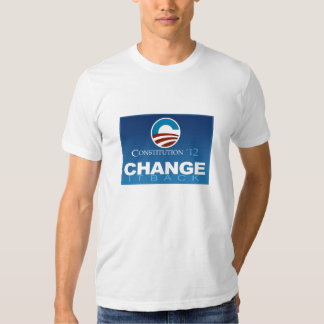 Change It Back! T-shirts