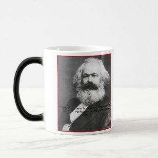 Change it! 11 oz magic heat Color-Changing coffee mug