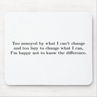 Change Mouse Pad