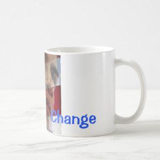 Change Basic White Mug