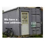 Change of Address Postcard: True Trailer Home