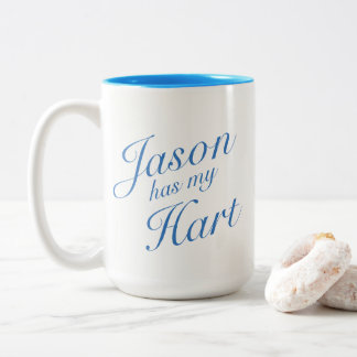Change of Hart Mug