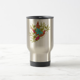 Change Peace Hope Olive Branch and Dove Mug
