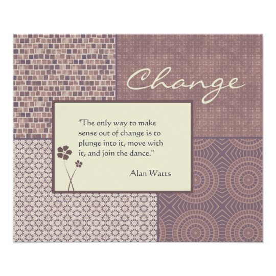 Change Quote Poster Customisable
