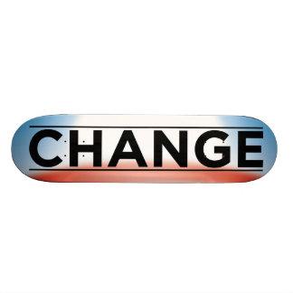Change... Skateboards