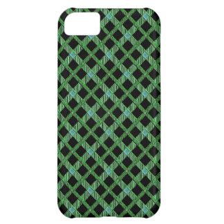 Change the Color Diagonal Plaid iPhone 5C Case