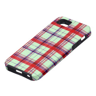 Change the Color Plaid iPhone 5 Cases