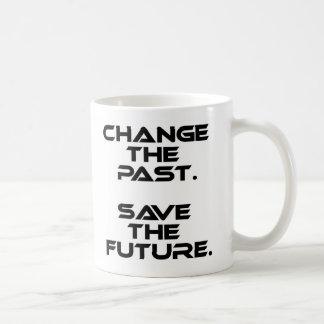 Change the Past Mug