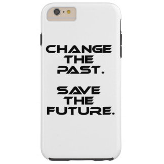 Change the Past Phone Case
