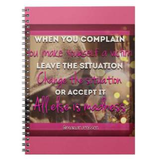Change the situation notebook
