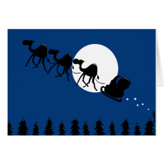 change to Santa's team Card
