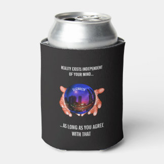 Change Your Reality Esoteric Mystic Magic Globe Can Cooler