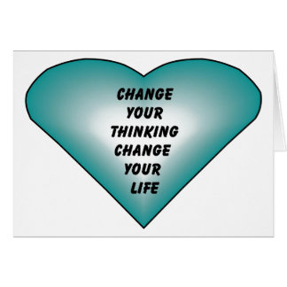 Change Your Thinking Card