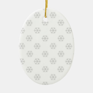 Changeable Color Snowflake Holiday Ornament