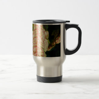 changing leaf stainless steel travel mug