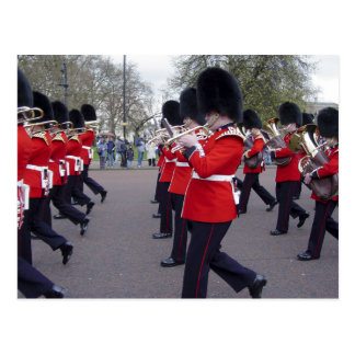 Changing of the Guards--Brass Post Cards