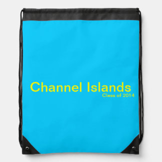 Channel Islands Class of 2014 Backpacks