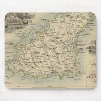 Channel Islands Mouse Mat