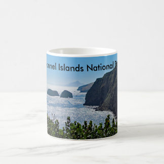 Channel Islands National Park ceramic mug