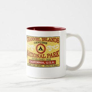 Channel Islands National Park Coffee Mugs