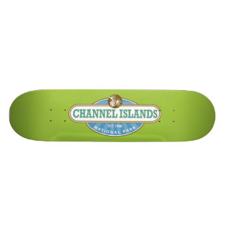 Channel Islands National Park Skate Board Decks