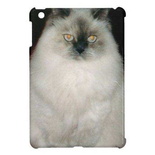 Chantal the Cat iPad Mini Cases