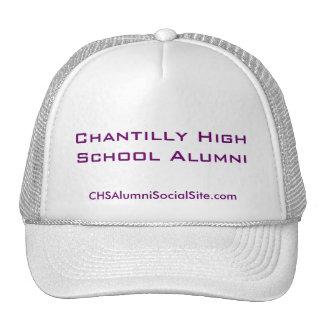 Chantilly High School Alumni, CHSAlumniSocialSi... Trucker Hat