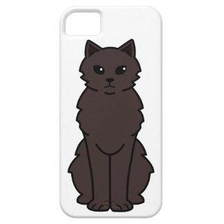 Chantilly-Tiffany Cat Cartoon iPhone 5 Cover