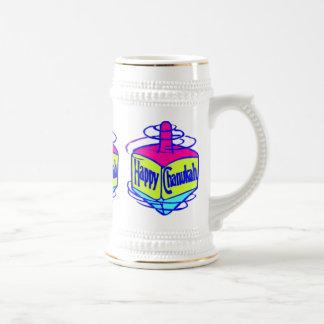 Chanukah Dreidel Coffee Mug