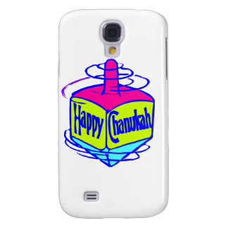 Chanukah Dreidel Samsung Galaxy S4 Covers
