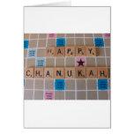 Chanukah Game Greeting Card